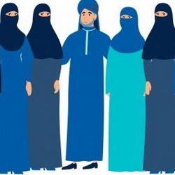 Арабский купец и четыре жены