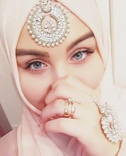 Гимнастика для лица мусульманкам
