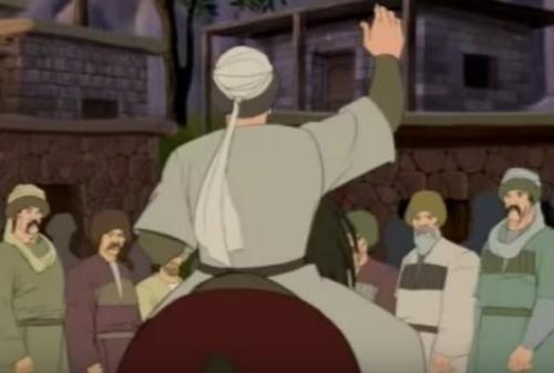 Имам Шамиль исламский мультфильм