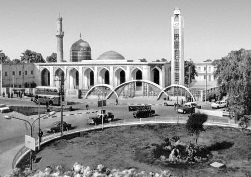 Мечеть Абу Ханифы
