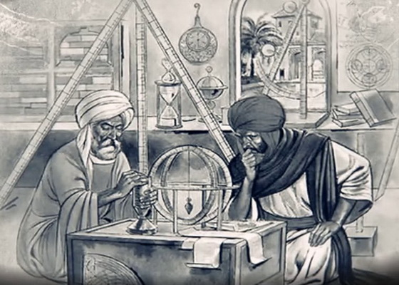 Мухаммад ибн Муса аль-Хорезми мусульманский ученый