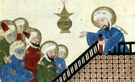Мусульманские ученые.Учителя и ученики