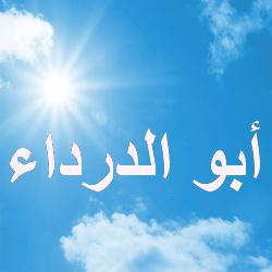 Абу ад-Дарда (биография)