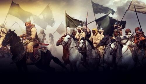Халид ибн Аль-Валид мусульманские войска