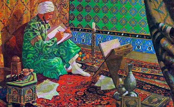 Ибн-Сина научная работа