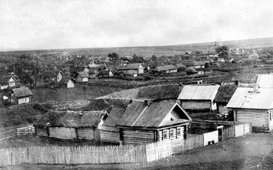 село Красная Горка