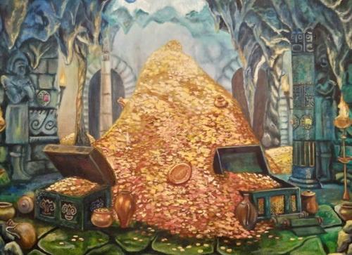 Сокровища и драгоценные камни