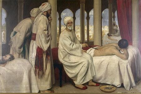 Альбукасис аз-Захрави мусульманский хирург