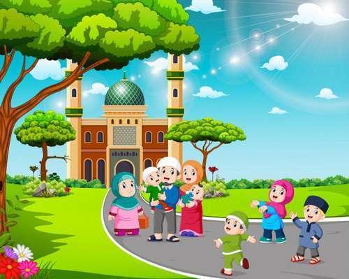 История Умара на площади