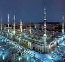 Мечеть Аль-Масджид ан-Набави