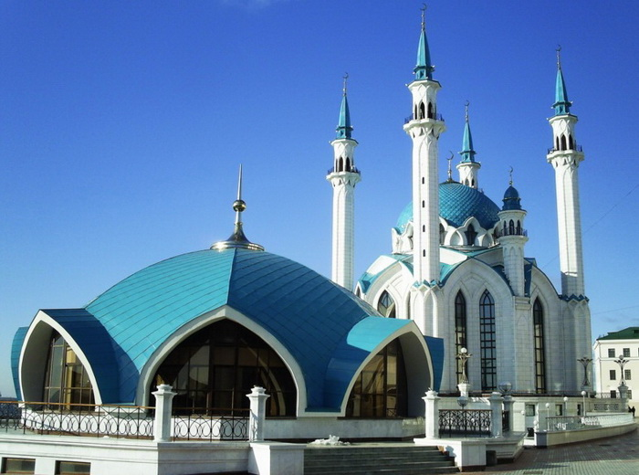 Мечеть Кул Шариф.Казань