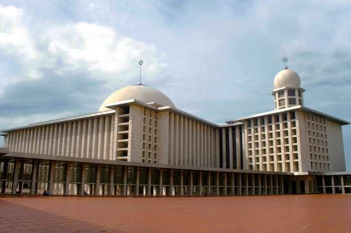Мечеть Независимости. Индонезия