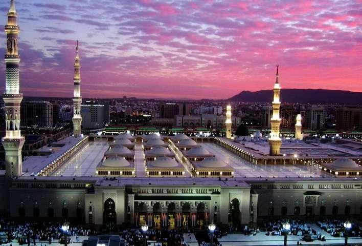 Мечеть Пророка ﷺ