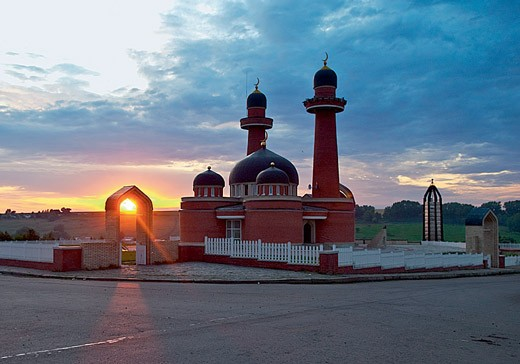 мечеть Рашида