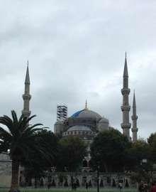 Мечеть Султанахмет.Стамбул