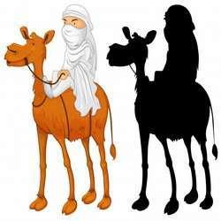 Исламские истории про араба и бедуина