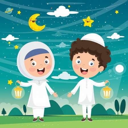 Хусейн и Фатима рассказ о Рамадане