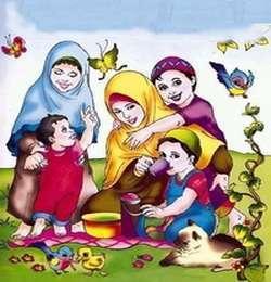 История мусульманки