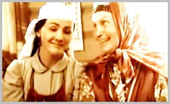 Зулейха с мамой