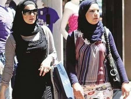 Хиджаб мусульманки