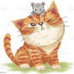 Кошка и мышонок забавные истории