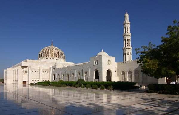 Маскатская соборная мечеть