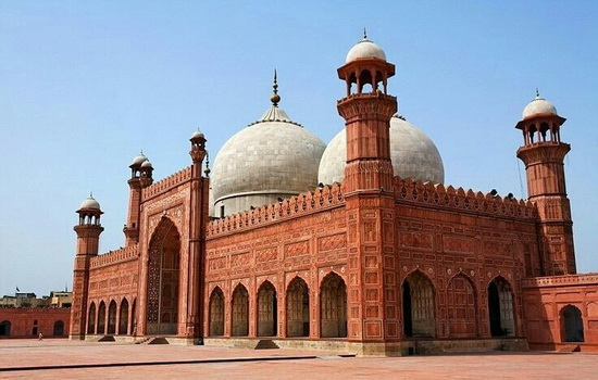 Мечеть Бадшахи Пакистан