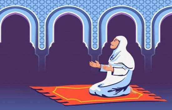 Мусульманка может молиться в мечети