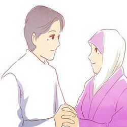 Мусульманка отношению к мужу