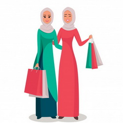 Образ женщины мусульманки