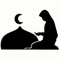 Отношение мусульманки к Всевышнему