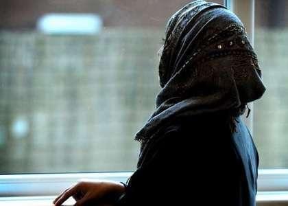 Женщина мусульманка