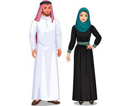 Девушка в хиджабе исламский рассказ