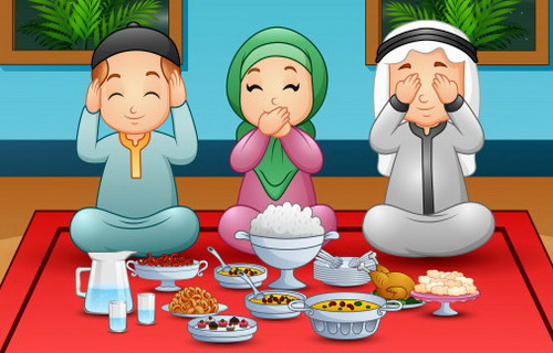 Исламские загадки.Еда