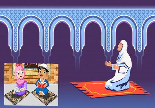 Исламские загадки.Намаз