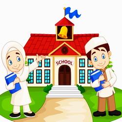 Сборник исламских рассказов о школе