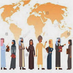 Жена в Исламе