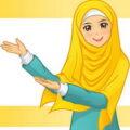 Мусульманка и сестры-мусульманки