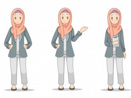 Сестры-мусульманки