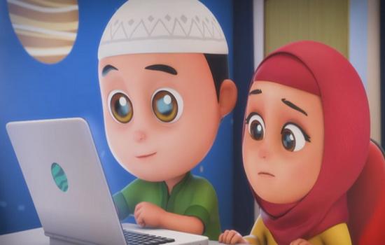 Нусса и Рара исламский мультфильм