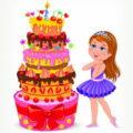 Марьям и торт