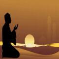 Мусульманин и шайтан